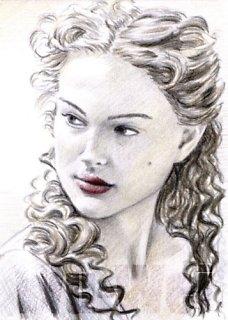 Natalie Portman por wu-wei